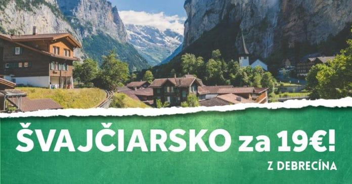 letenky z Debrecína do Švajčiarska