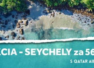 letenky na Seychely za 569€