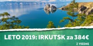 letenky z Viedne do mesta Irkutsk