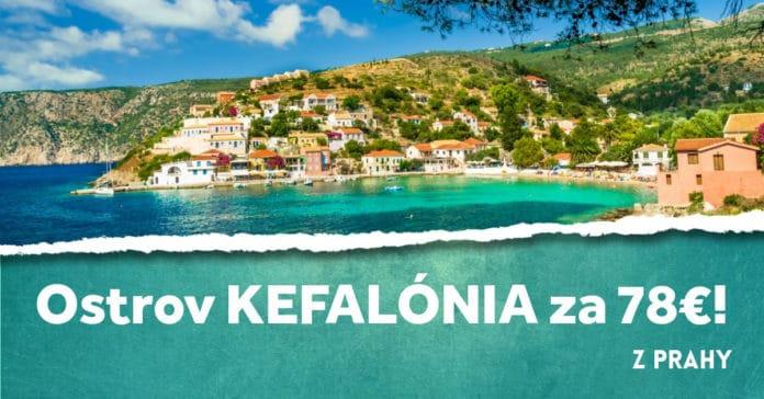 letenky z Prahy na ostrov Kefalonia