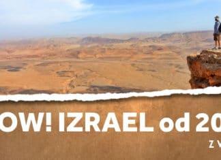 letenky z Viedne do Izraela