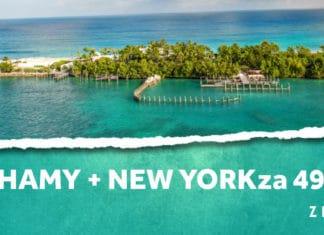 letenky z Prahy na Bahamy