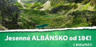 letenky z Budapešti do Albánska