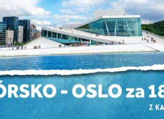 letenky z Katovíc do Osla