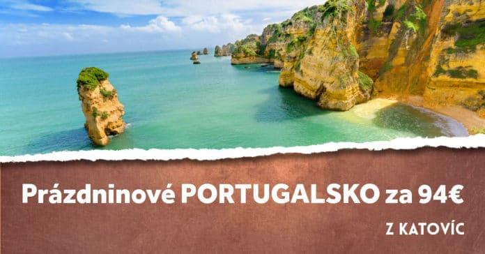 letenky z Katovíc do Portugalska