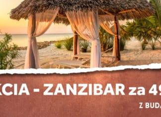 letenky z Budapešti na Zanzibar