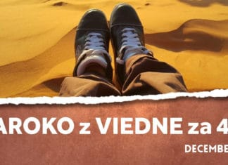 letenky do Maroka