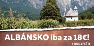 letenky z Budapeštt do Albánska