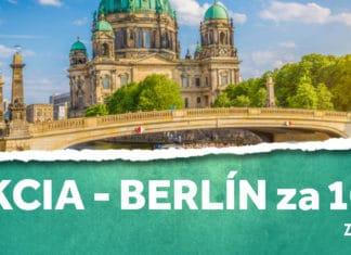 letenky z Brna do Berlína