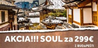letenky z Budapešti do Soulu