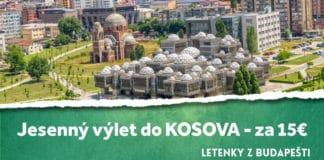 letenky z Budapešti do Kosova