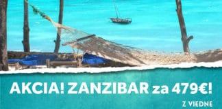 letenky z Viedne na Zanzibar