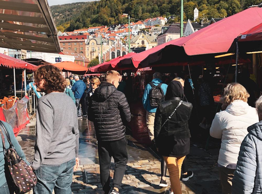 fishmarket v Bergene