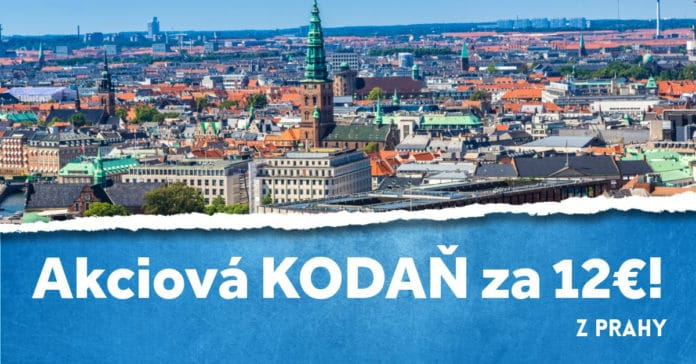 letenky do Kodane