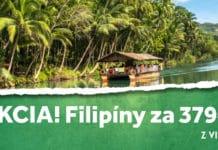 letenky z Viedne na Filipíny