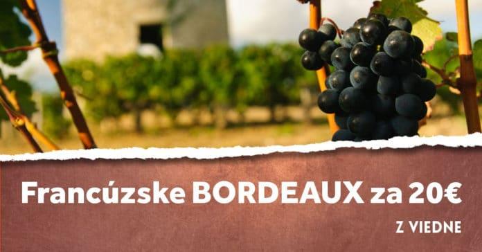 letenky do Bordeaux