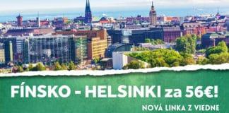 letenky z Viedne do Helsínk
