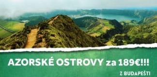 letenky z Budapešti na Azorské ostrovy