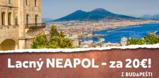 letenky z Budapešti do Neapolu