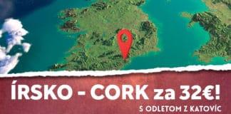 letenky z Katovíc do Corku