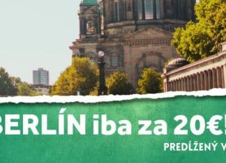 letenky z Viedne do Berlína