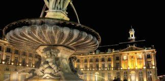 nočné Bordeaux