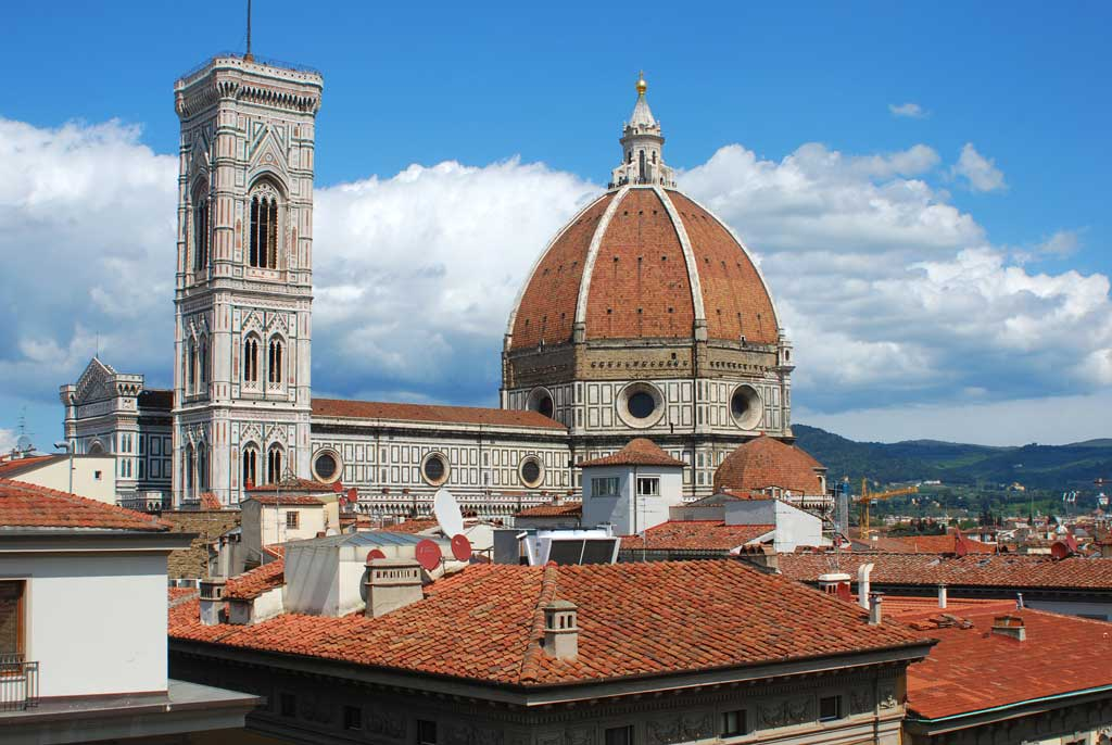 Katedrála Florencia