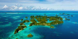 Palau v Tichom oceáne