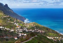 Tenerife sprievodca ostrovom