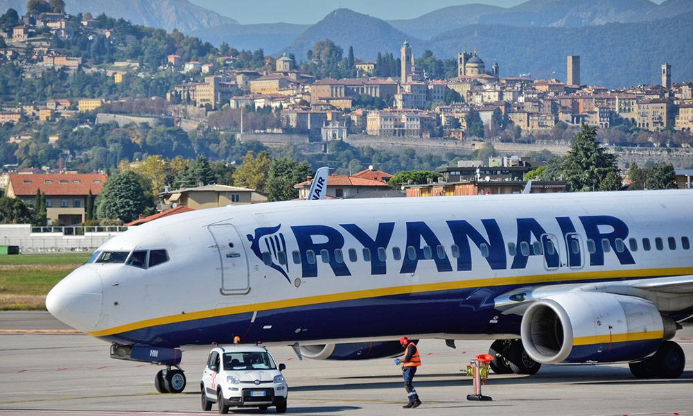 Letisko Orio al Serio v Bergame