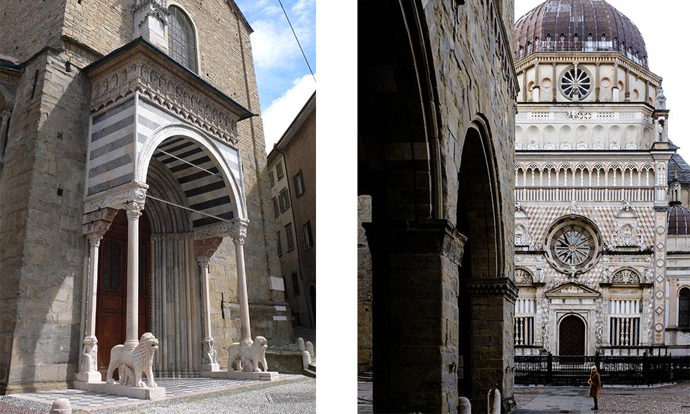 Baziliky Santa Maria Maggiore a Cappella Colleoni, Bergamo