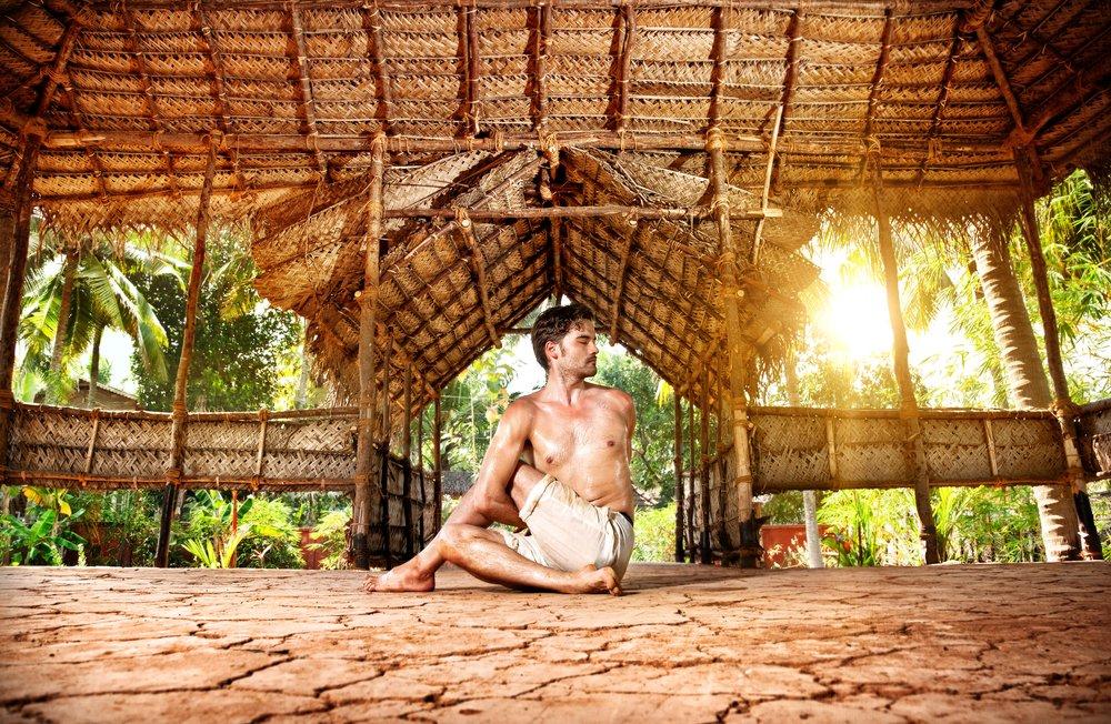 jóga India
