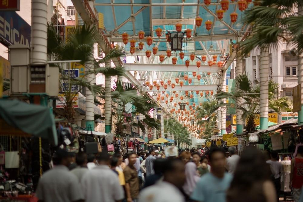 Petaling Street Market Kuala Lumpur