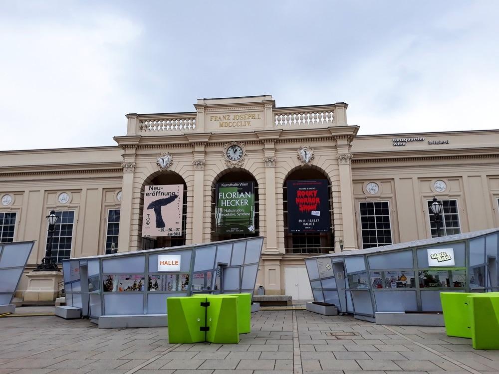 MuseumsQuartier Viedeň