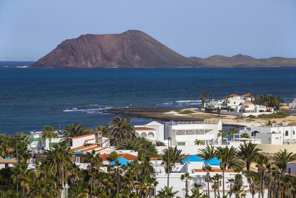 Isla Lobos Fuerteventura