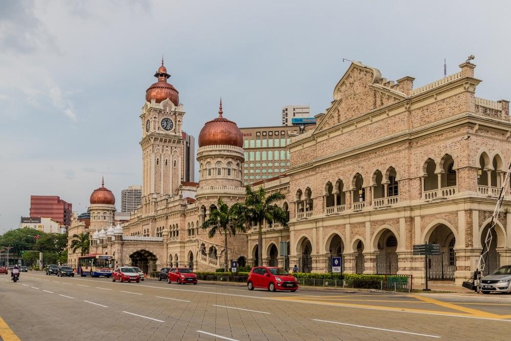 Budova Sultan Abdul Samad