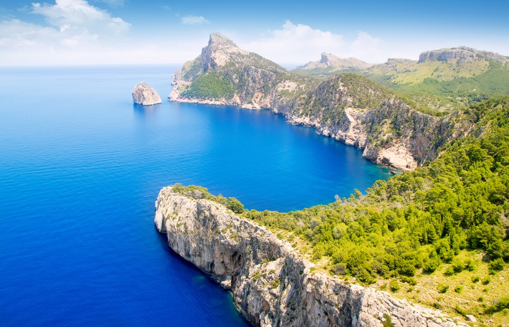 Cap de Formentor Malorka