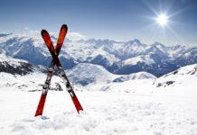 zima v horách