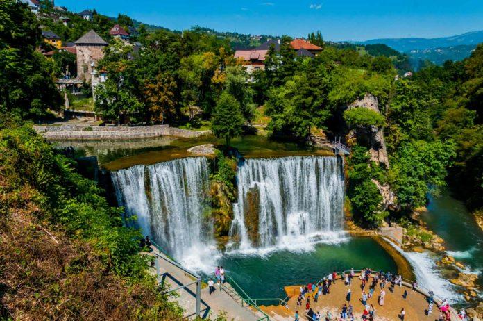 Jajce, Bosna a Hercegovina