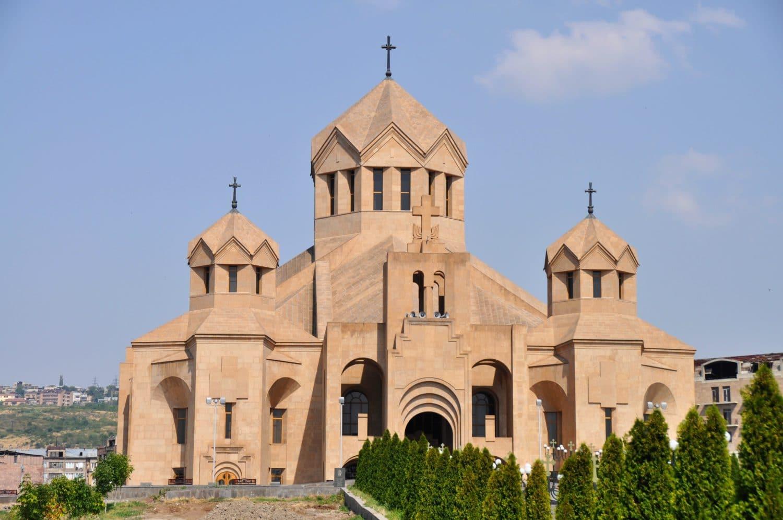 kláštor svätého Grigoriho
