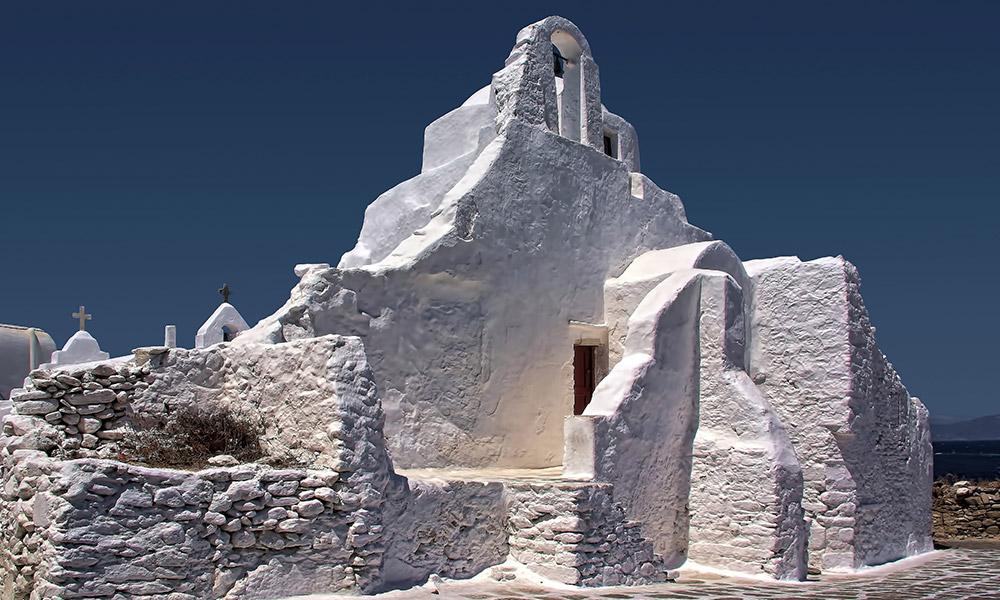 Kostol Paraportiani
