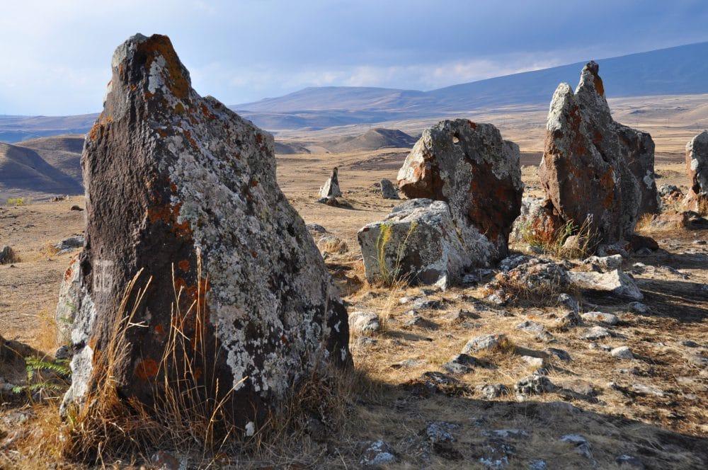 arménsky stonehange