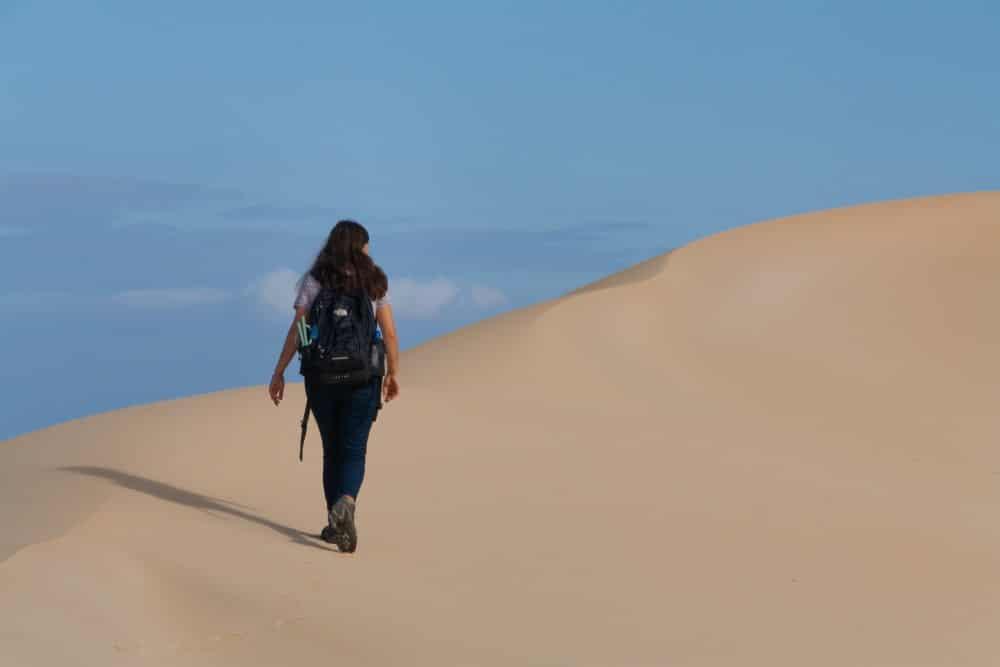piesočné duny fuerteventura