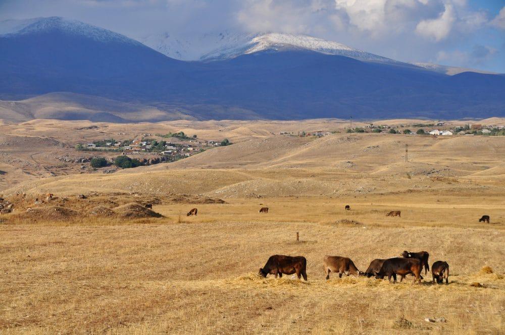 arménsko príroda