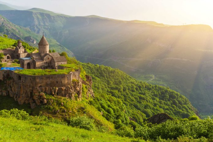 Tatev, Arménsko