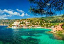 Kefalónia, Grécko