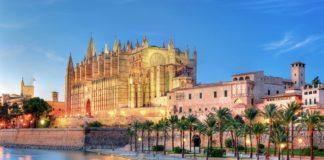 Katedrála La Seu Palma de Mallorca