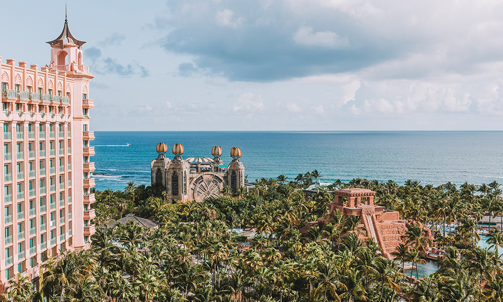 Bahamy, Atlantis
