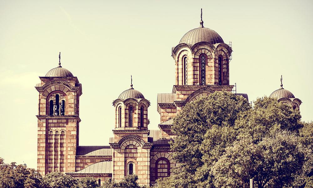 Chrám sv. Marka v Belehrade