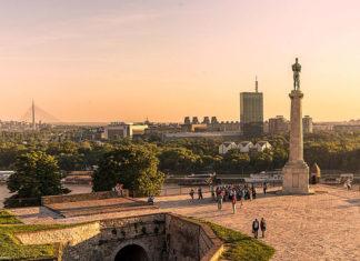 socha Víťaza v Belehrade
